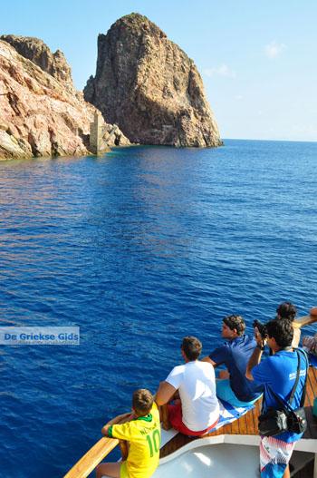 Kaap Vani Milos | Cycladen Griekenland | Foto 17 - Foto van De Griekse Gids