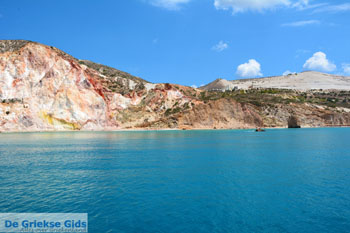 Fyriplaka Milos | Cycladen Griekenland | Foto 39 - Foto van De Griekse Gids
