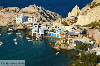 Fyropotamos Milos | Cycladen Griekenland | Foto 80 - Foto van De Griekse Gids