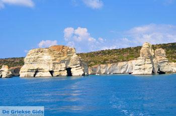 Kleftiko Milos | Cycladen Griekenland | Foto 88 - Foto van De Griekse Gids