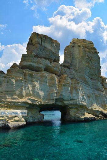 Kleftiko Milos | Cycladen Griekenland | Foto 189 - Foto van De Griekse Gids