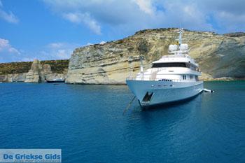 Kleftiko Milos | Cycladen Griekenland | Foto 206 - Foto van De Griekse Gids