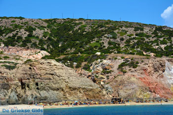 Paliochori Milos   Cycladen Griekenland   Foto 21 - Foto van De Griekse Gids