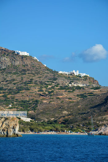 Plathiena Milos | Cycladen Griekenland | Foto 10 - Foto van De Griekse Gids