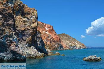 Thiorichia Milos   Cycladen Griekenland   Foto 13 - Foto van De Griekse Gids