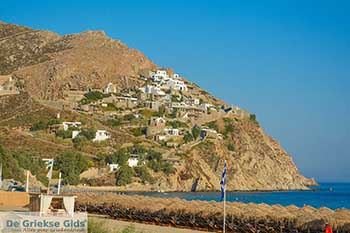 Elia beach Mykonos - Cycladen -  Foto 3 - Foto van De Griekse Gids