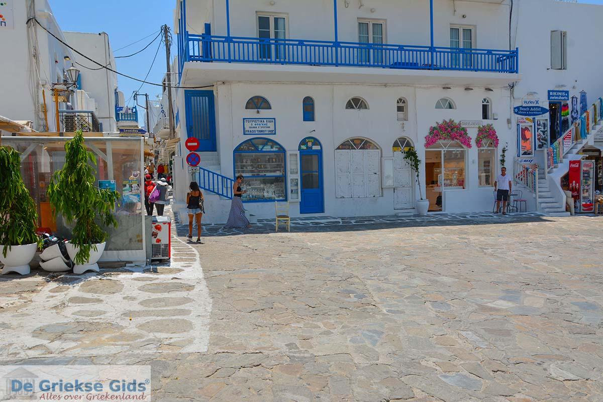 foto Mykonos stad - Chora Mykonos - Cycladen Foto 15