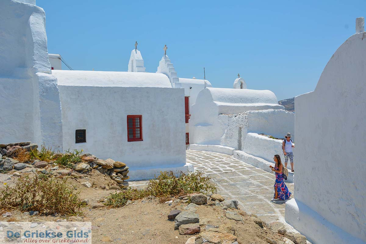 foto Mykonos stad - Chora Mykonos - Cycladen Foto 21