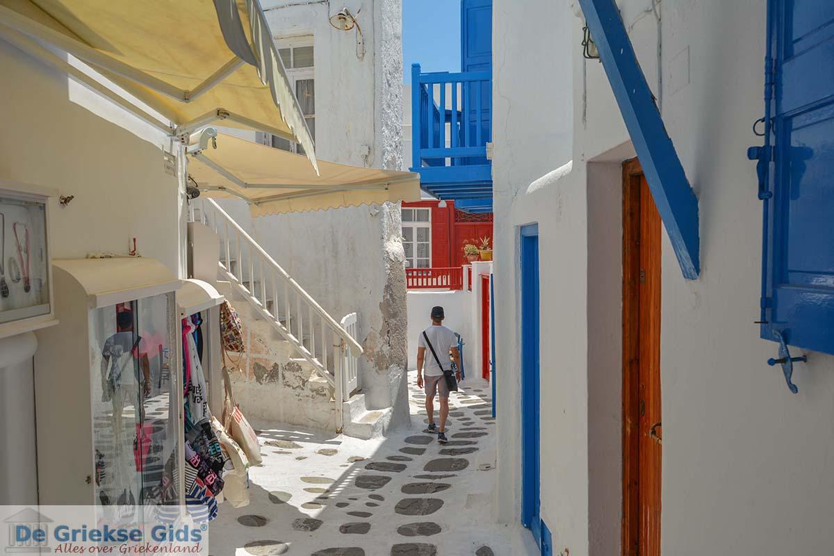 foto Mykonos stad - Chora Mykonos - Cycladen Foto 29