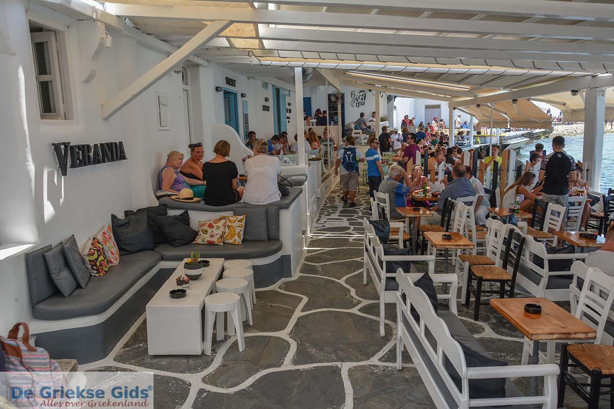 foto Mykonos stad - Chora Mykonos - Cycladen Foto 33