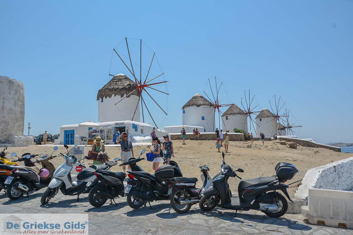 foto Mykonos stad - Chora Mykonos - Cycladen Foto 64