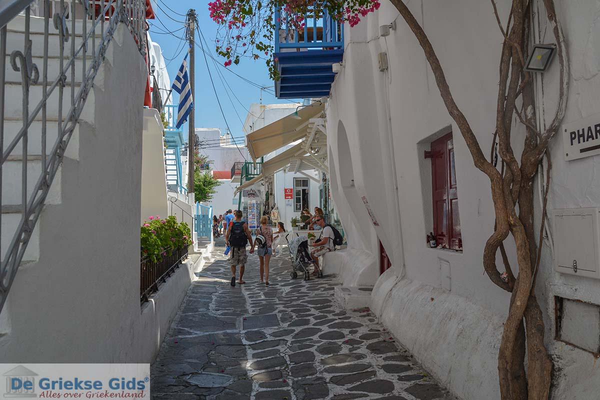 foto Mykonos stad - Chora Mykonos - Cycladen Foto 92