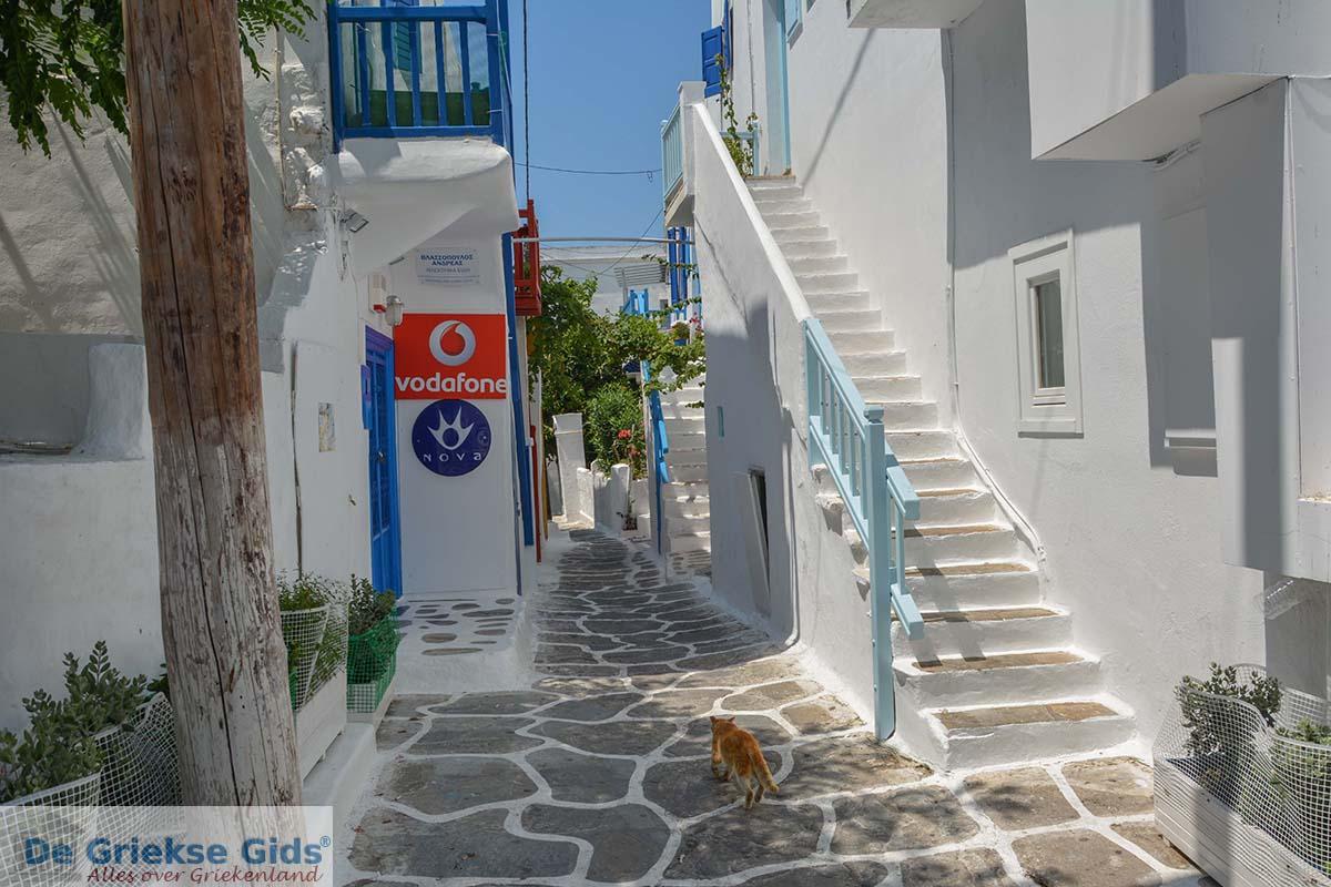 foto Mykonos stad - Chora Mykonos - Cycladen Foto 100