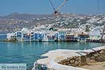 Mykonos stad - Chora Mykonos - Cycladen Foto 54 - Foto van De Griekse Gids