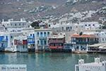 Mykonos stad - Chora Mykonos - Cycladen Foto 60 - Foto van De Griekse Gids
