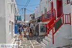 Mykonos stad - Chora Mykonos - Cycladen Foto 80 - Foto van De Griekse Gids
