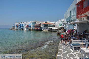 Mykonos stad - Chora Mykonos - Cycladen Foto 43 - Foto van De Griekse Gids