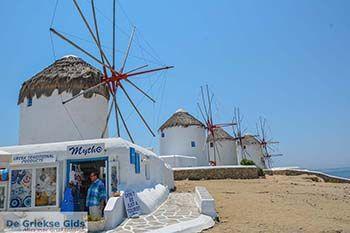 Mykonos stad - Chora Mykonos - Cycladen Foto 47 - Foto van De Griekse Gids