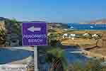 Panormos Mykonos - Cycladen -  Foto 1 - Foto van De Griekse Gids
