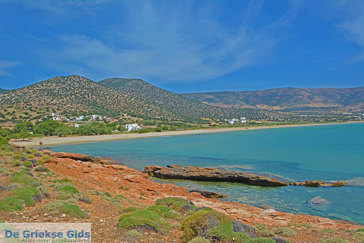 foto Aghiassos Naxos - Cycladen Griekenland - nr 3