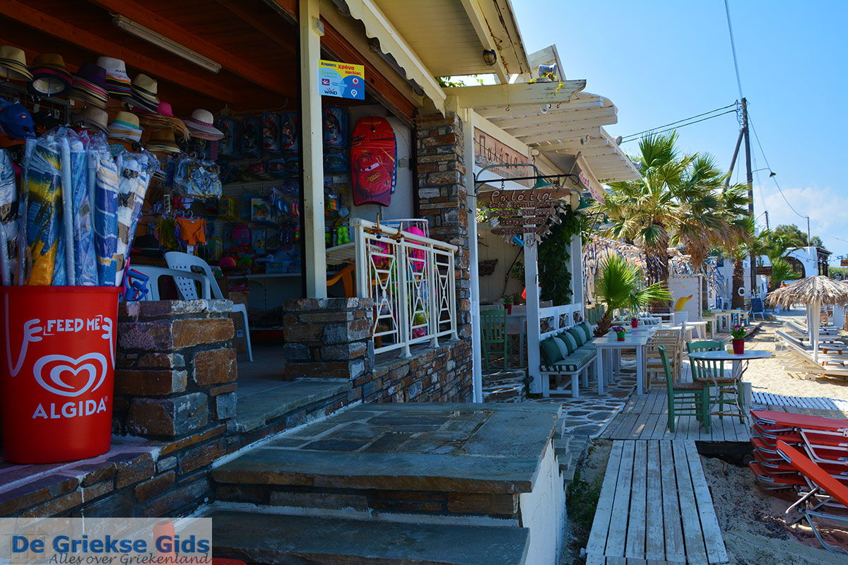foto Agia Anna Naxos - Cycladen Griekenland - nr 44