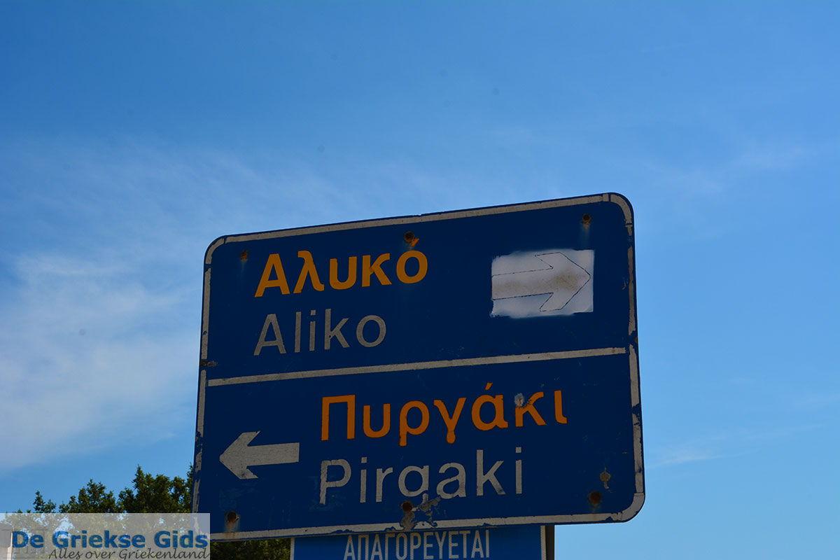foto Alyko Naxos - Cycladen Griekenland - nr 46