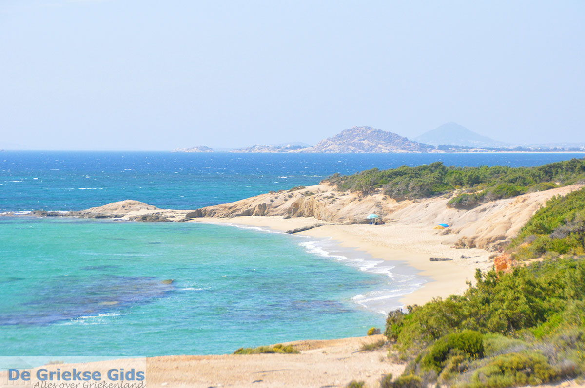 foto Alyko Naxos - Cycladen Griekenland - nr 61
