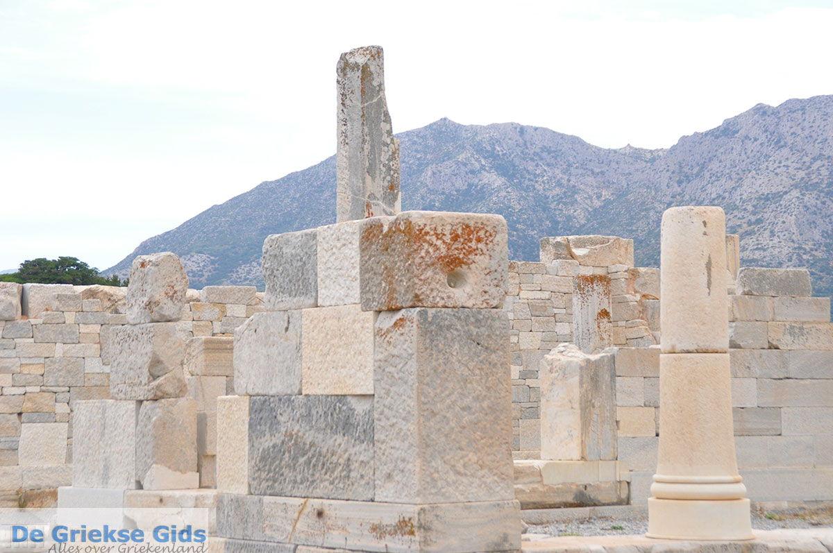 foto Ano Sangri Naxos - Cycladen Griekenland- nr 36