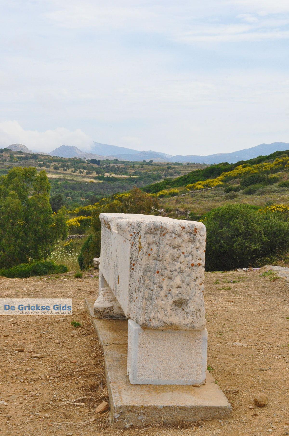 foto Ano Sangri Naxos - Cycladen Griekenland- nr 37