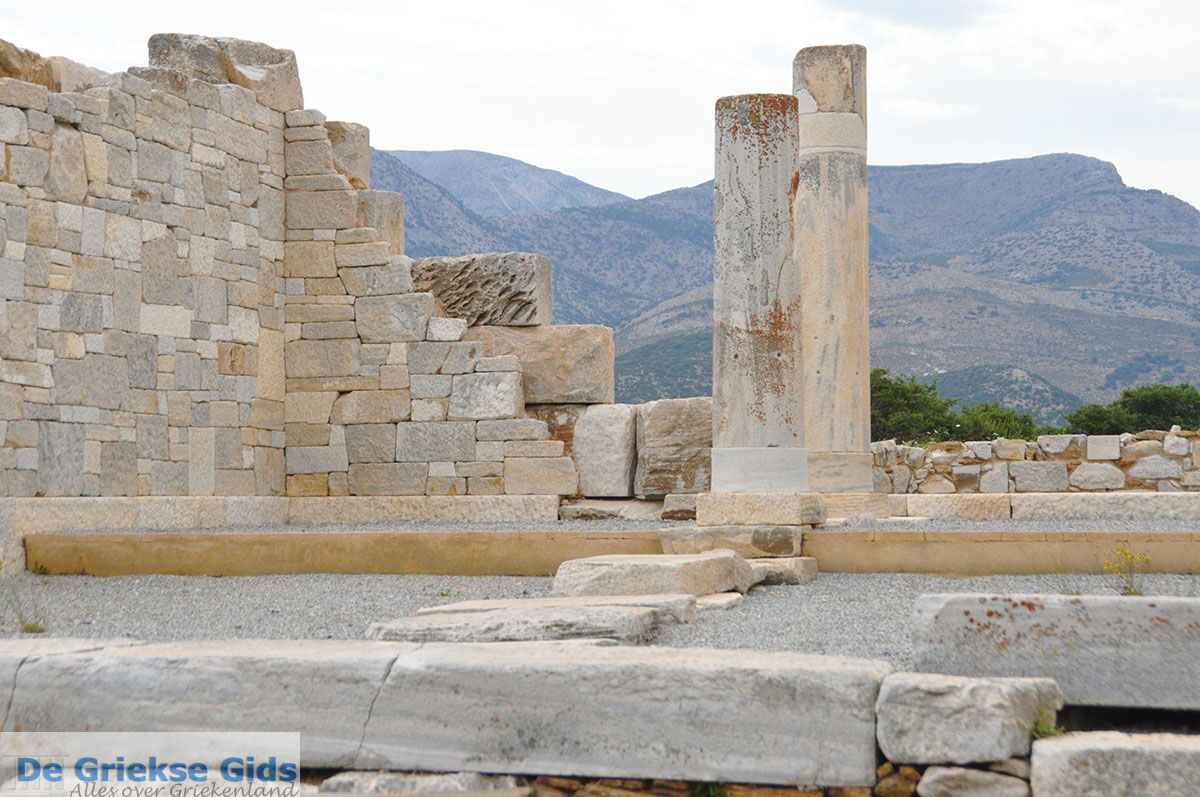 foto Ano Sangri Naxos - Cycladen Griekenland- nr 38