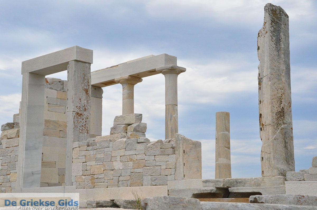 foto Ano Sangri Naxos - Cycladen Griekenland- nr 39