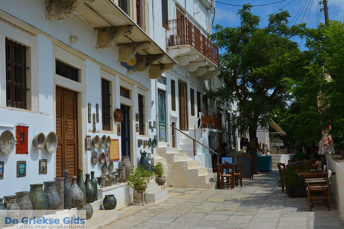 foto Apiranthos Naxos - Cycladen Griekenland- nr 28