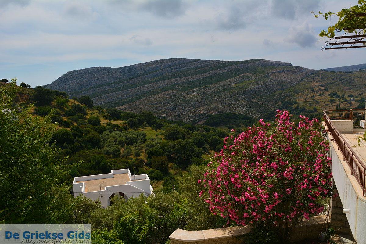 foto Apiranthos Naxos - Cycladen Griekenland- nr 33