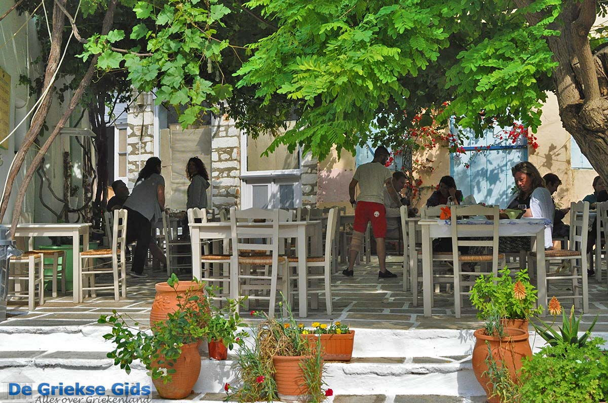 foto Chalkio Naxos - Cycladen Griekenland- nr 17