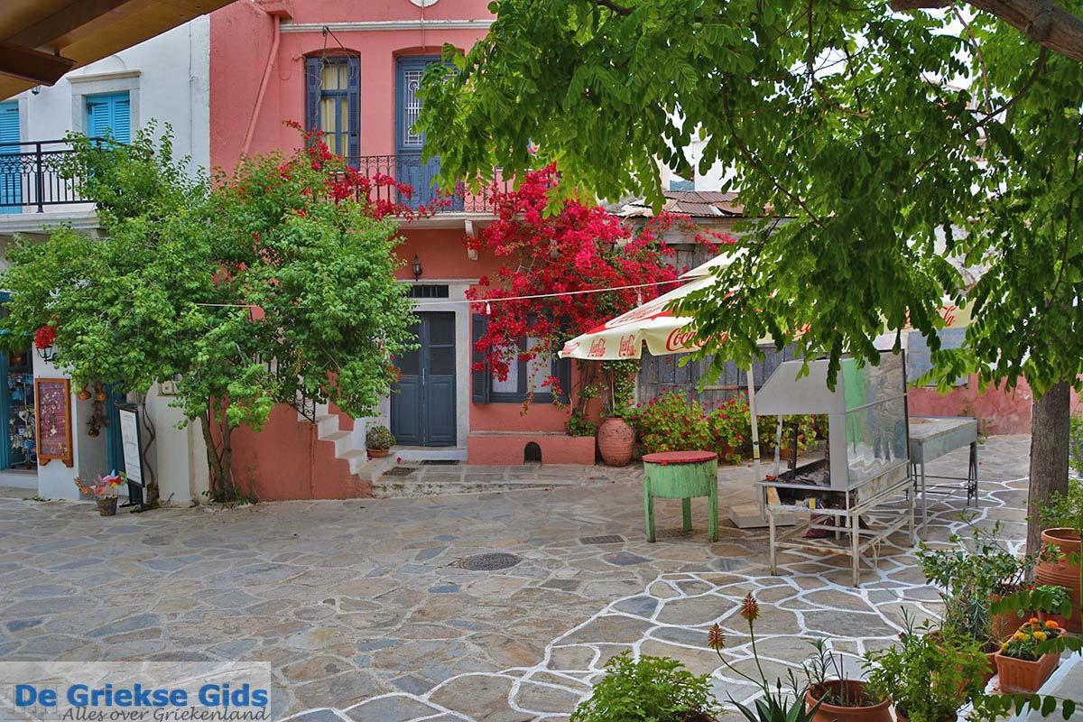 foto Chalkio Naxos - Cycladen Griekenland- nr 42