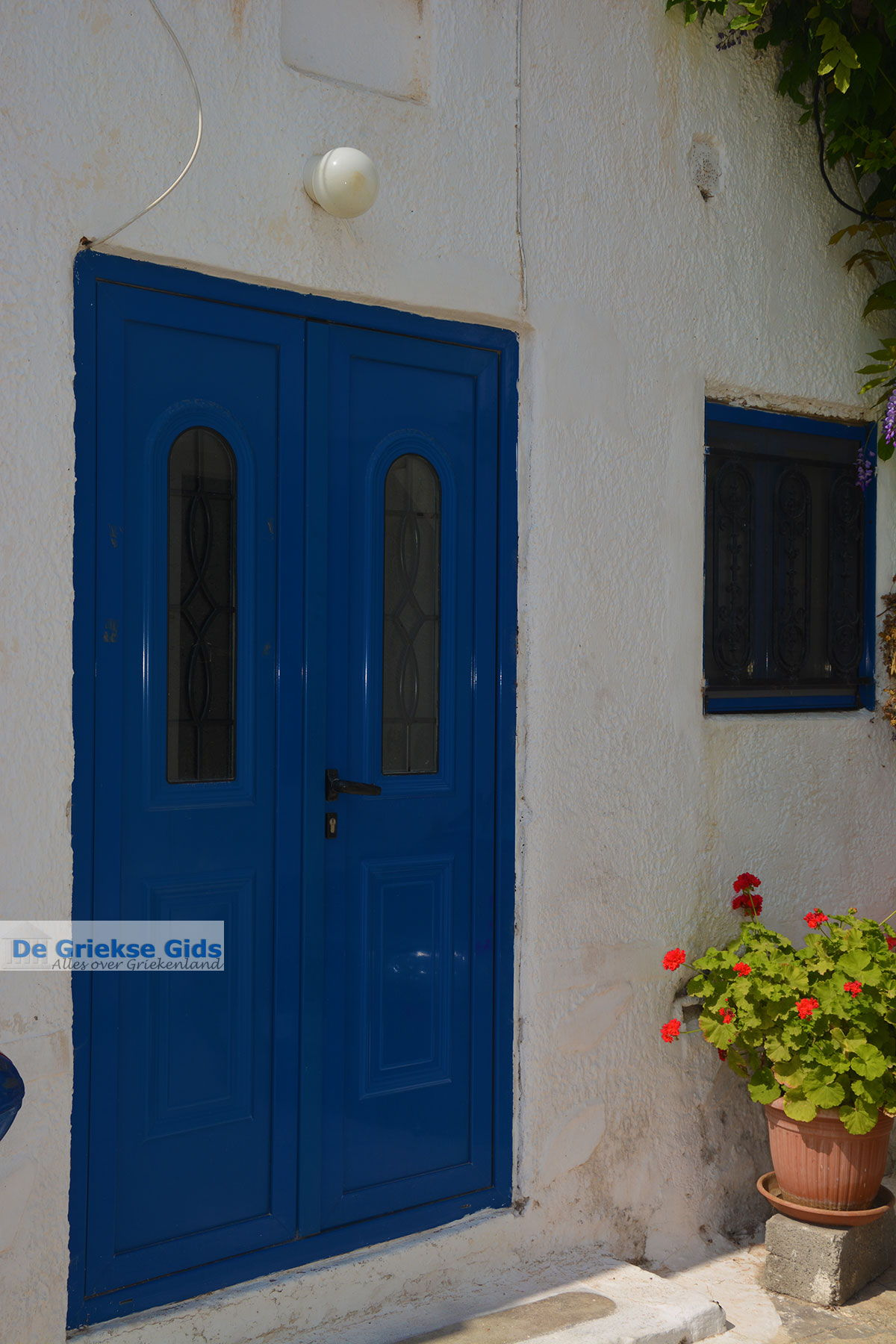 foto Engares Naxos - Cycladen Griekenland- nr 12