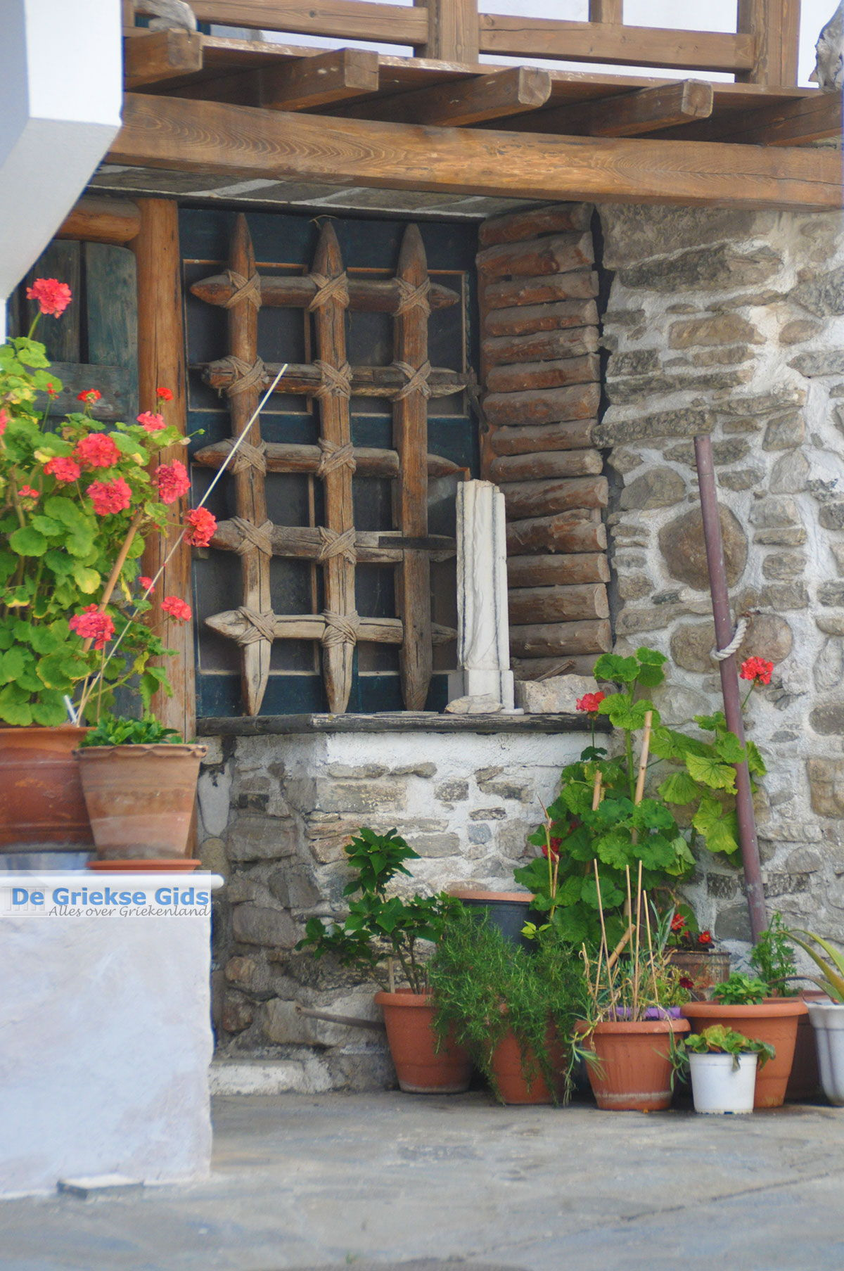 foto Engares Naxos - Cycladen Griekenland- nr 24