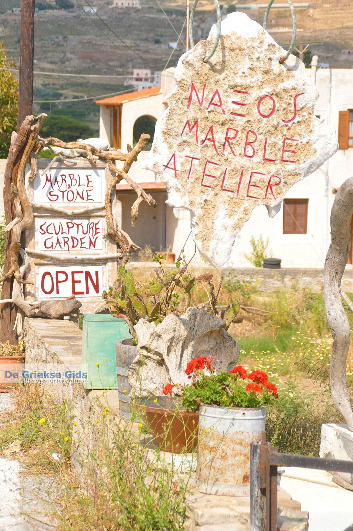 foto Engares Naxos - Cycladen Griekenland- nr 37