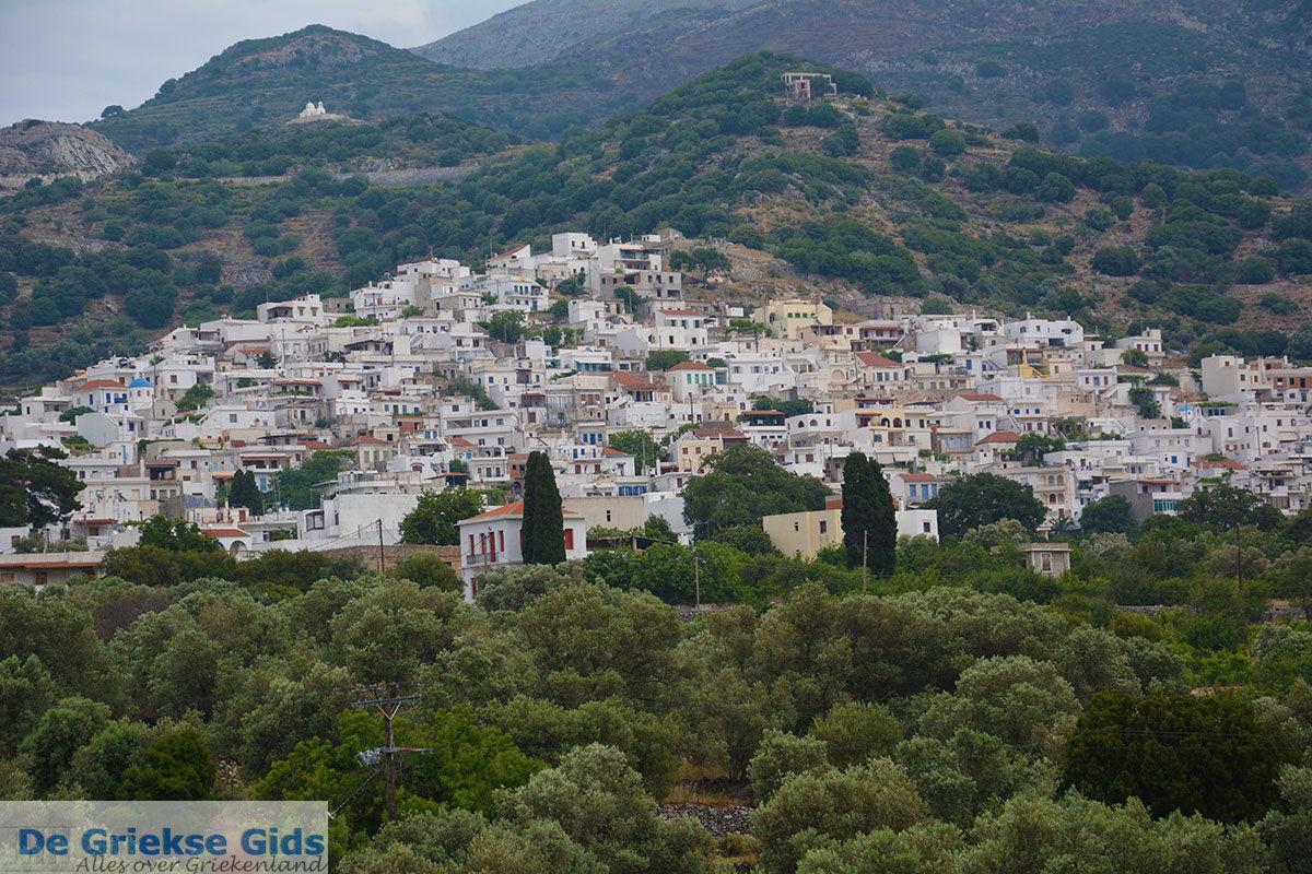 foto Filoti Naxos - Cycladen Griekenland- nr 2