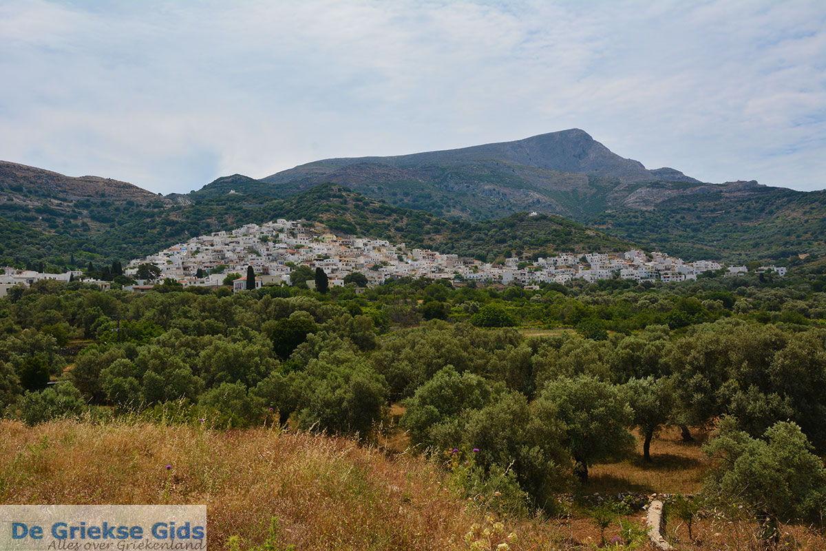 foto Filoti Naxos - Cycladen Griekenland- nr 16