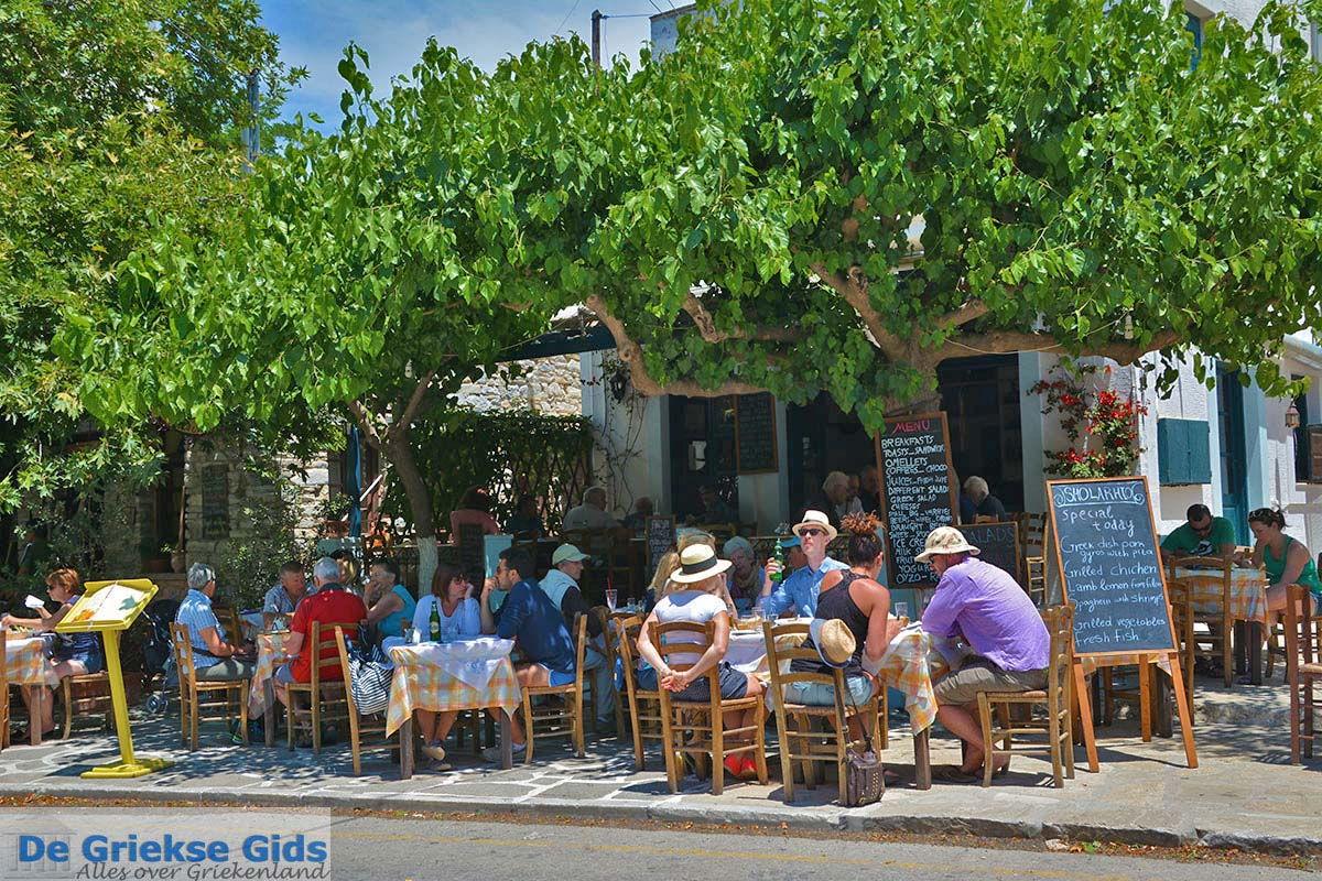 foto Filoti Naxos - Cycladen Griekenland- nr 23