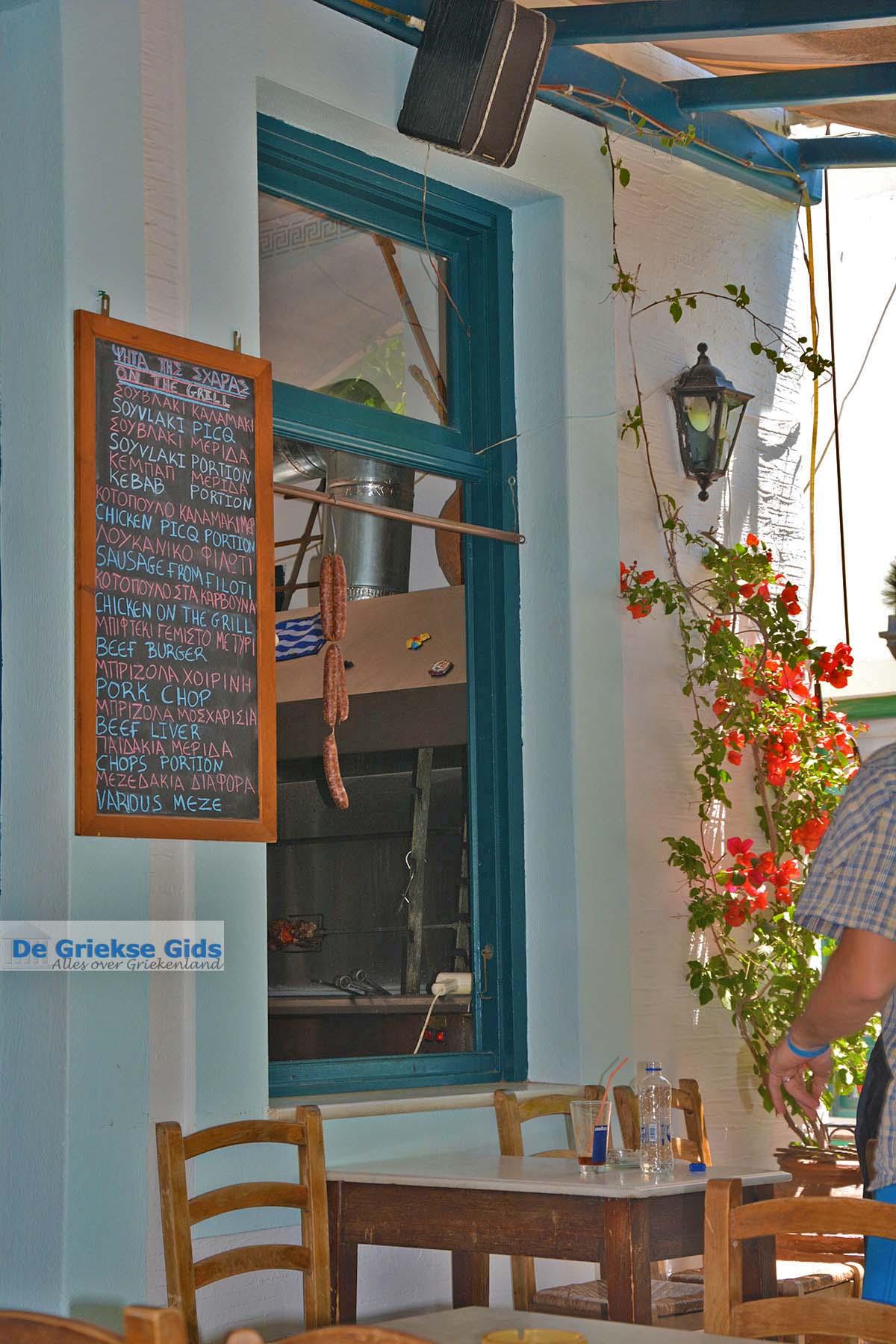 foto Filoti Naxos - Cycladen Griekenland- nr 31