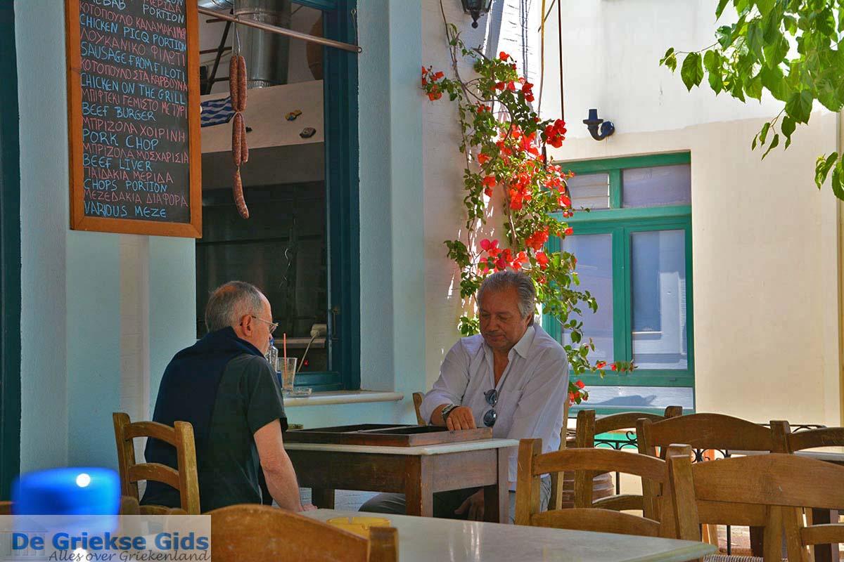 foto Filoti Naxos - Cycladen Griekenland- nr 34