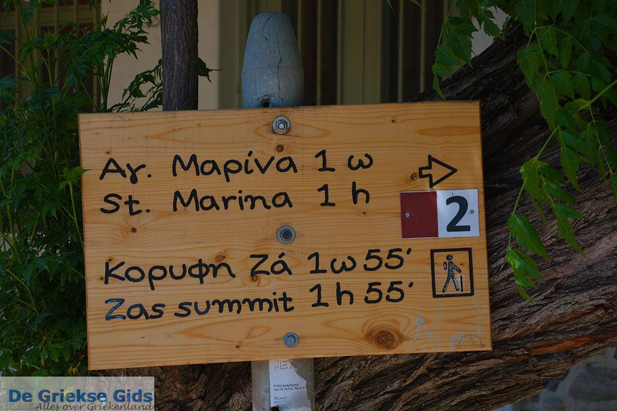 foto Filoti Naxos - Cycladen Griekenland- nr 39