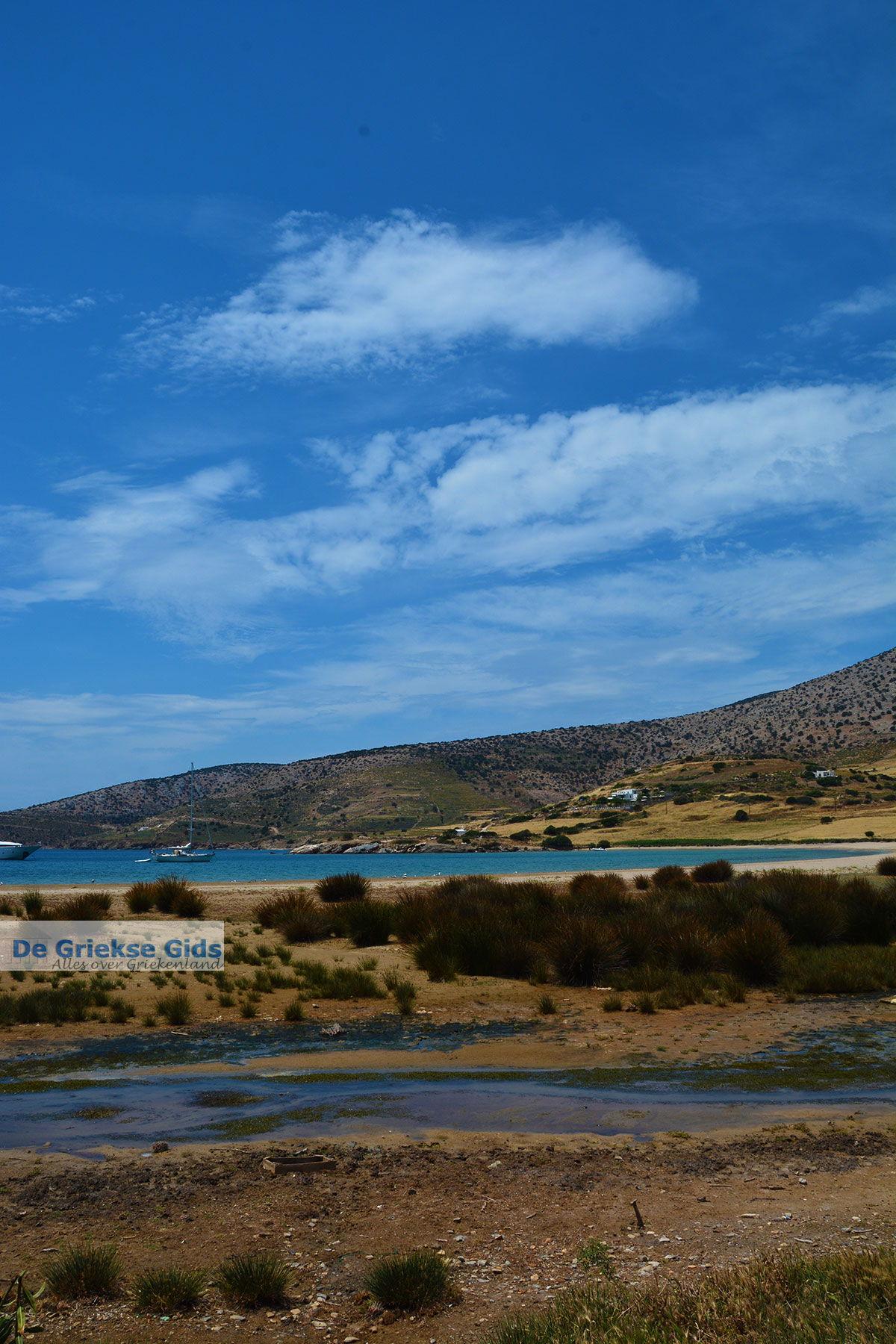 foto Kalantos Naxos - Cycladen Griekenland- nr 44