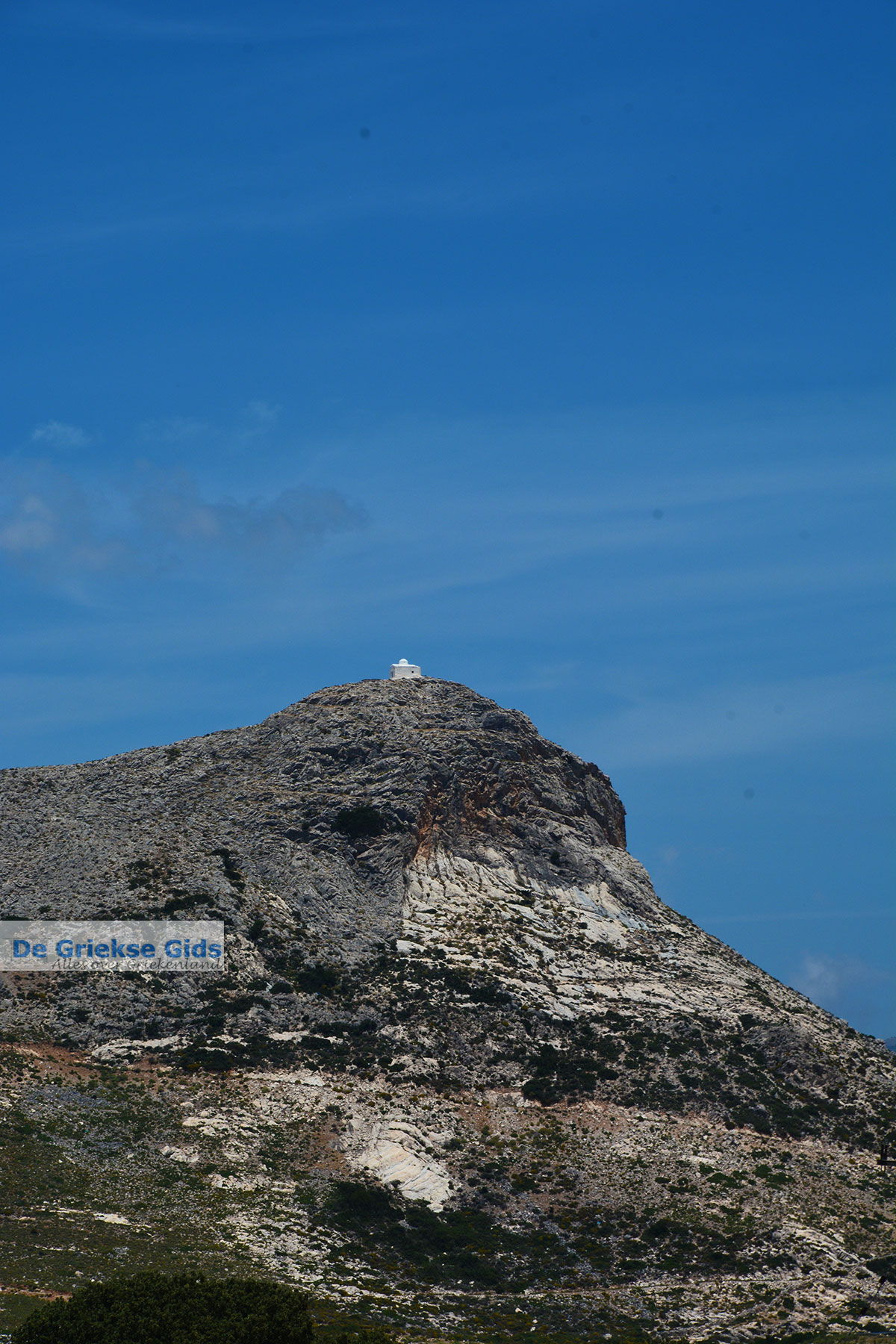 foto Kalantos Naxos - Cycladen Griekenland- nr 62