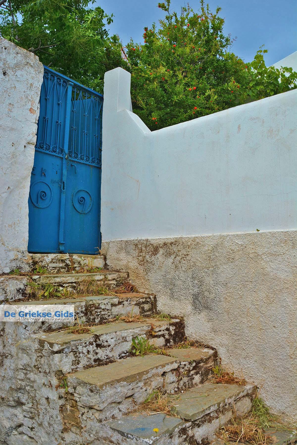 foto Kato Sangri Naxos - Cycladen Griekenland- nr 18