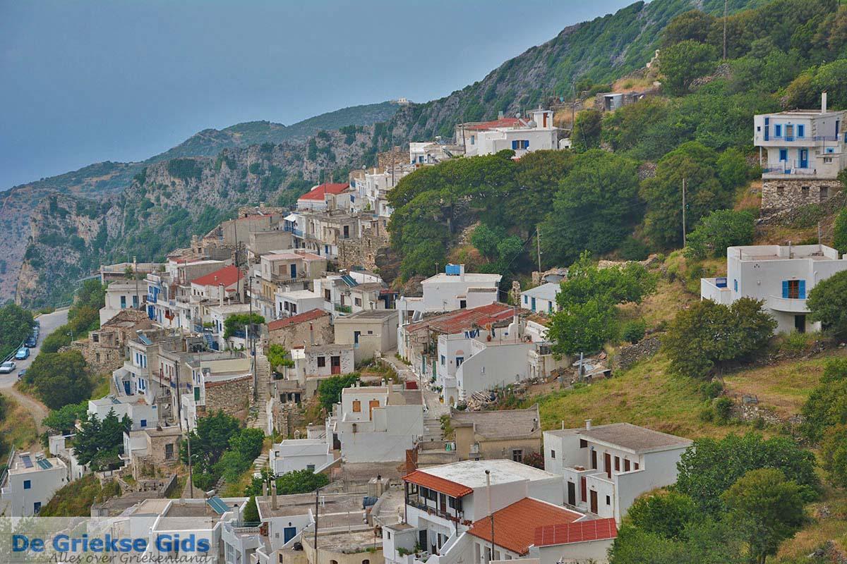 foto Koronos Naxos - Cycladen Griekenland - nr 10