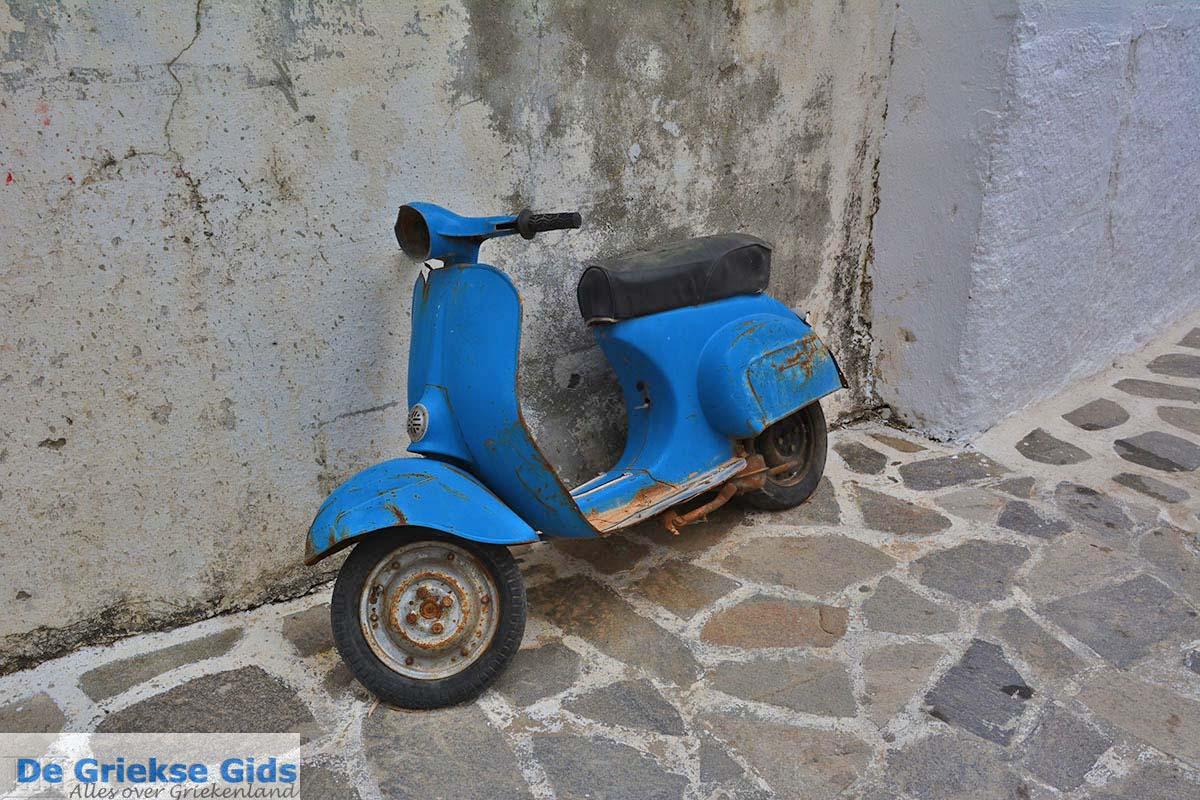 foto Naxos stad - Cycladen Griekenland - nr 14