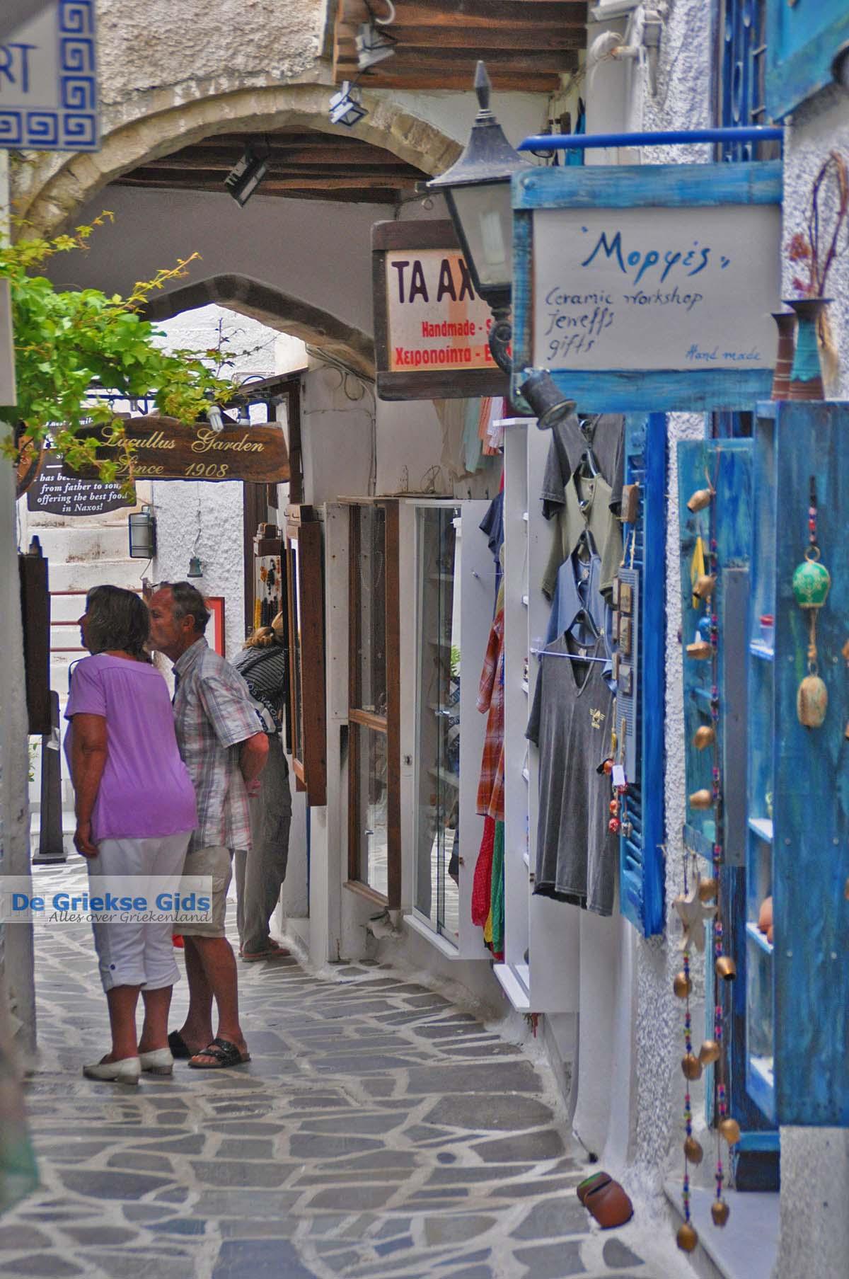 foto Naxos stad - Cycladen Griekenland - nr 74